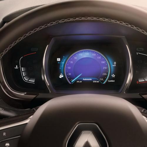 Nouveau Renault Espace : toutes les photos officielles