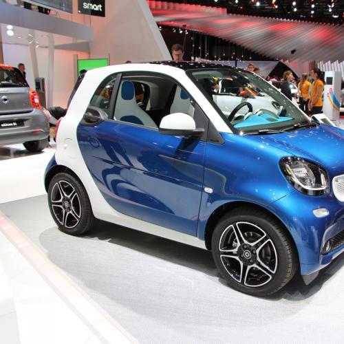 Mondial 2014 : Smart ForTwo