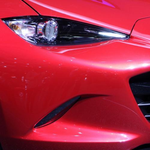 Mondial 2014 : Mazda MX-5