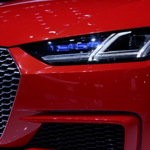 Mondial 2014 : Audi TT Sportback