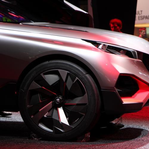 Mondial 2014 : Peugeot Quartz