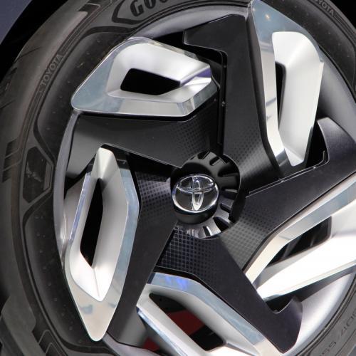 Mondial 2014 : Toyota C-HR