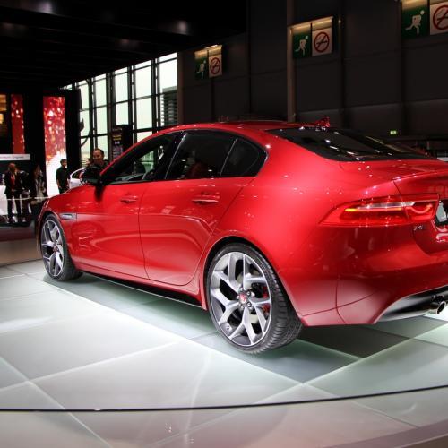 Mondial 2014 : Jaguar XE