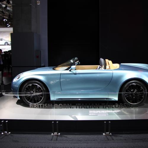 Mondial 2014 : Mini Superleggera Vision Concept