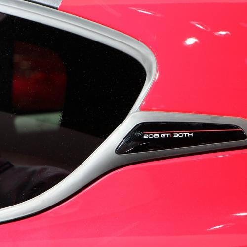 Mondial 2014 : Peugeot 208 GTi 30th