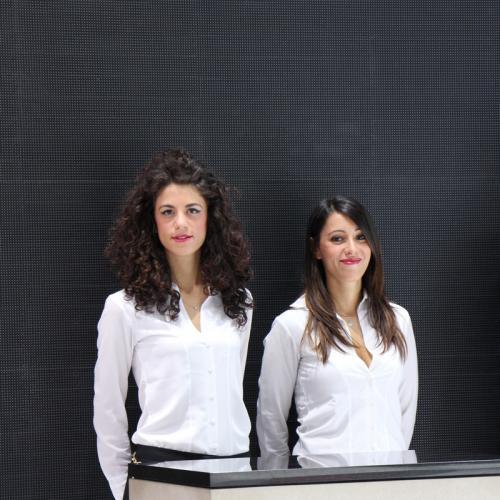 Mondial 2014 : les hôtesses (1)