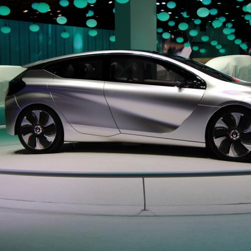 Mondial 2014 : Renault Eolab