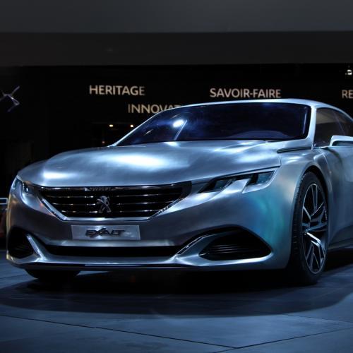 Mondial 2014 : Peugeot Exalt