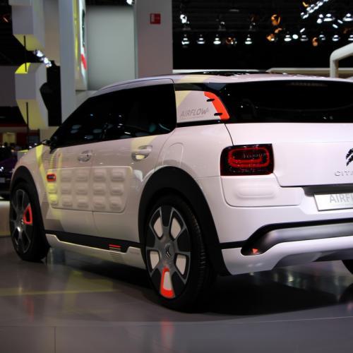 Mondial 2014 : Citroën C4 Cactus Airflow
