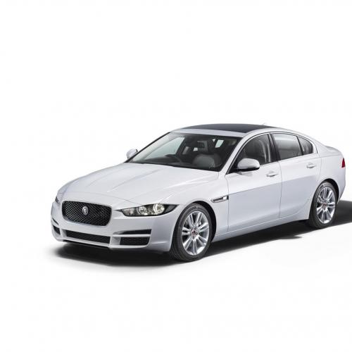 Jaguar XE : nouvelles photos