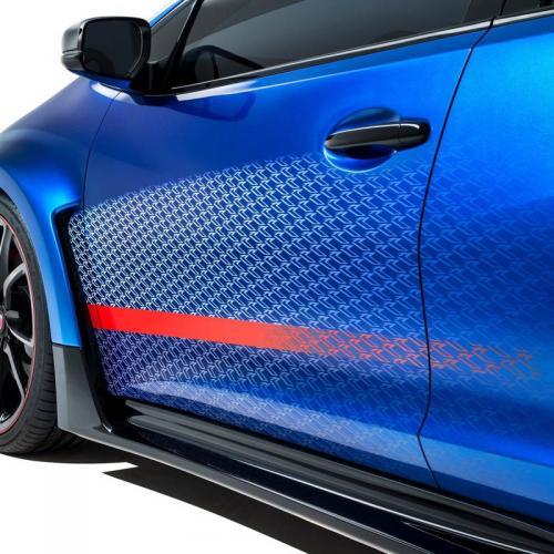 Mondial 2014 : Honda Civic Type R Concept