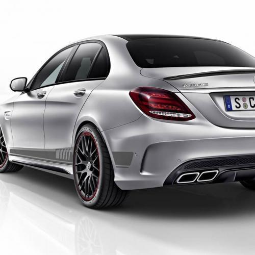 Mercedes-AMG C 63 Edition 1