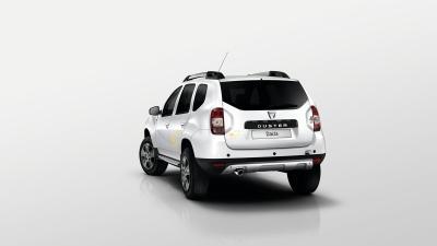 Dacia Duster Air et Sandero Black Touch