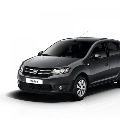 albums photos dacia duster air et sandero black touch. Black Bedroom Furniture Sets. Home Design Ideas