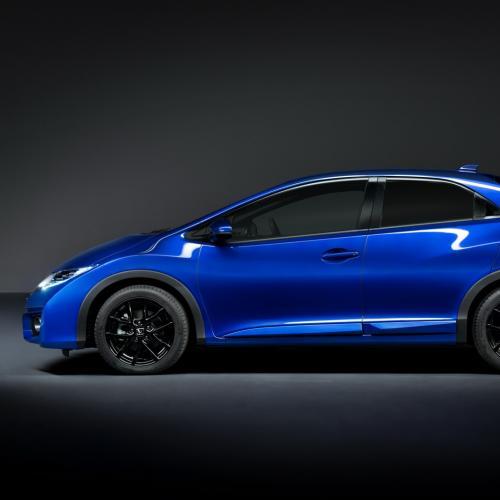 Honda Civic restylée