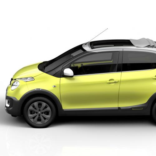 Citroën C1 Urban Ride Concept