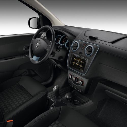 Dacia Lodgy Stepway et Dokker Stepway