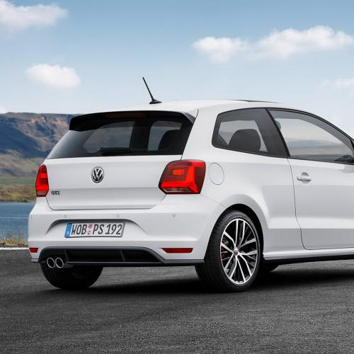 Volkswagen Polo GTI restylée