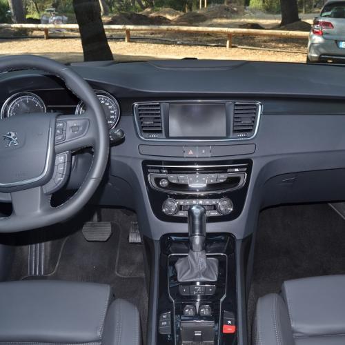 Essai Peugeot 508 restylée