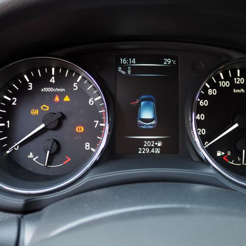 Nissan Pulsar : les photos de notre essai