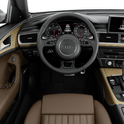 Audi A6 restylée