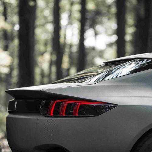 Peugeot Exalt : le plein de nouvelles photos