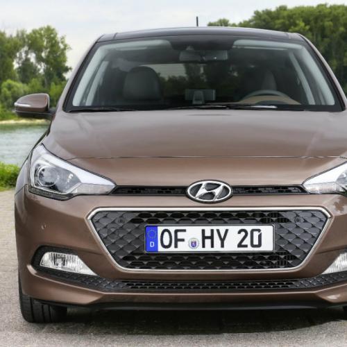 Nouvelle Hyundai i20 : toutes les photos