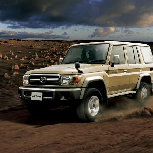 Toyota Land Cruiser 70 30th Anniversary