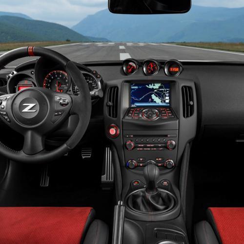 Nissan 370Z Nismo 2015 : nouvelles images