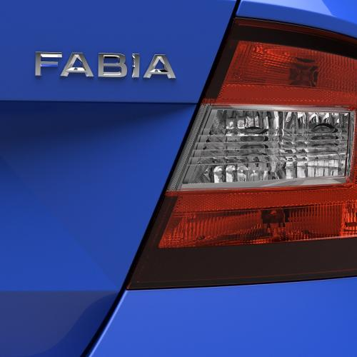 Nouvelle Skoda Fabia