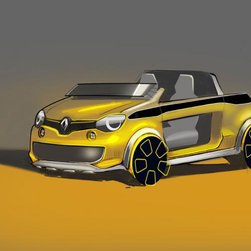 Renault Twing'hot