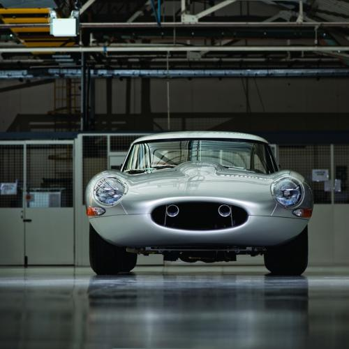 Jaguar Type E Lightweight