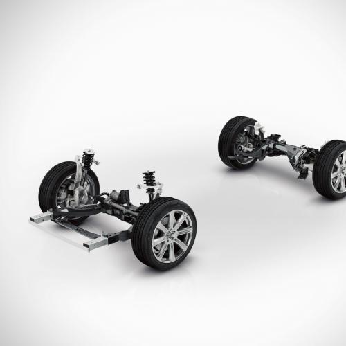 Plateforme Volvo XC90