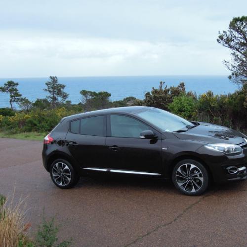 Essai Renault Mégane restylée