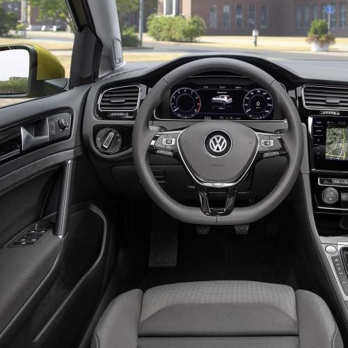 Volkswagen Golf 7 restylée 2017