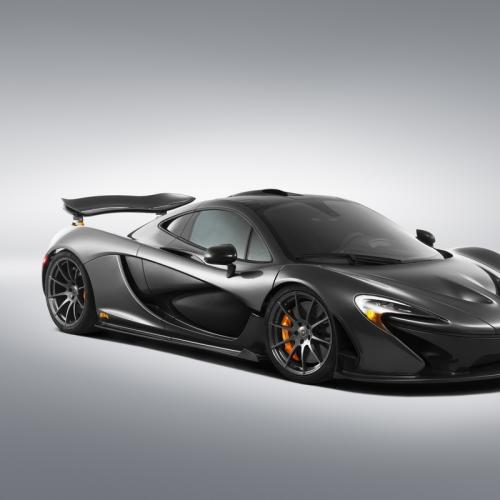 McLaren Special Operations (Pebble Beach 2014)