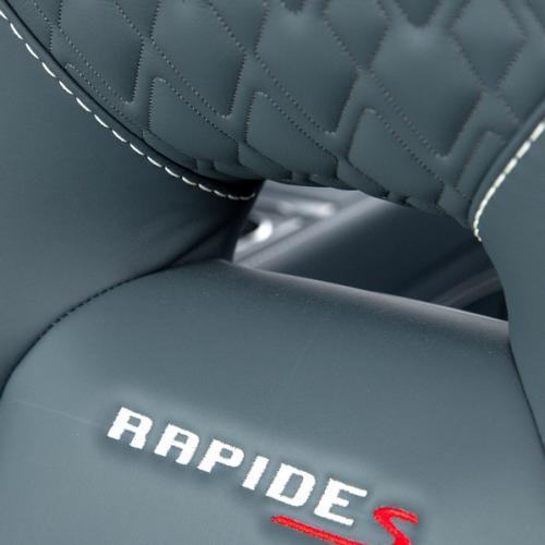 Aston Martin Rapide S (2015)