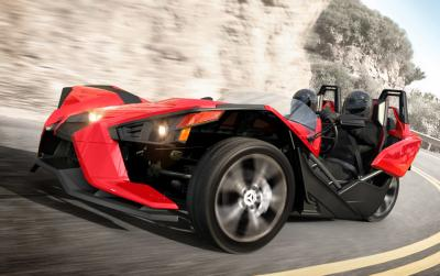 Polaris Slingshot : les photos