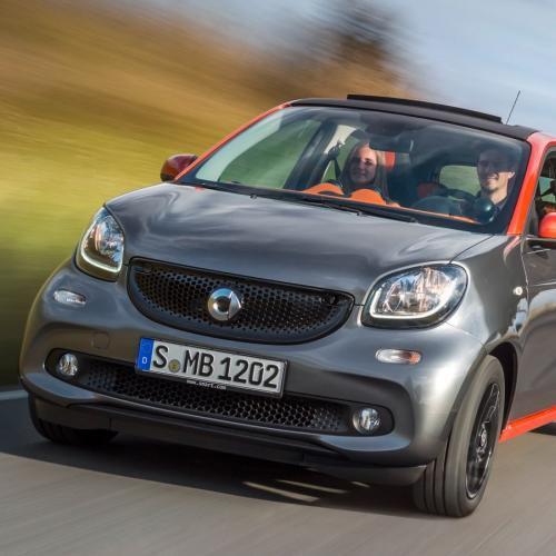 Smart Forfour Edition 1