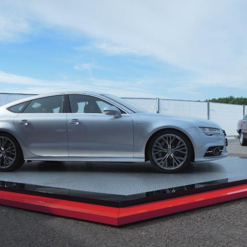 Audi RS5 TDI concept : nos photos