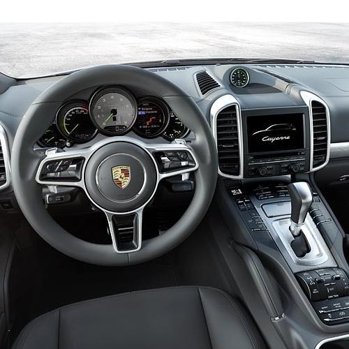 Porsche Cayenne (2015)