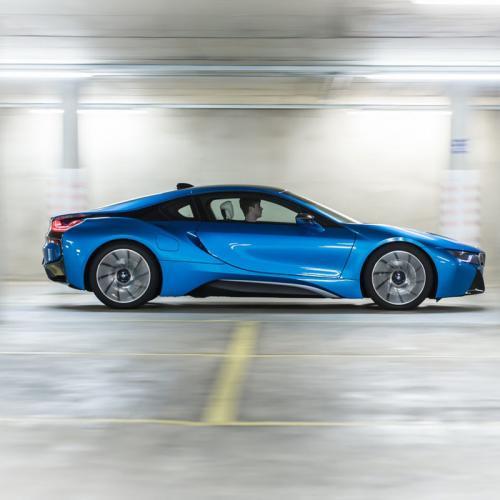 BMW i8 : nouvelles photos