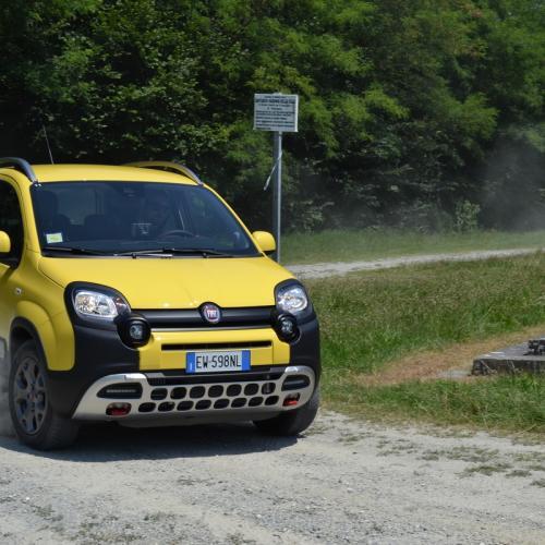 Essai Fiat Panda Cross