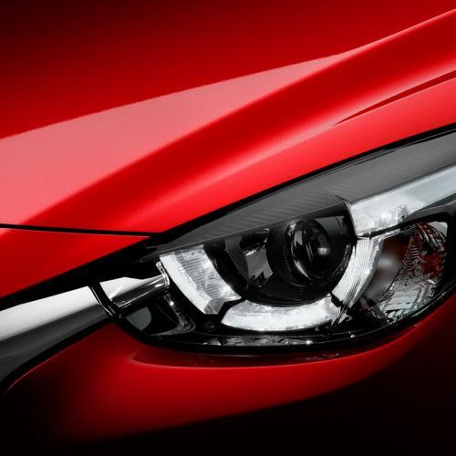 Mazda2 2014 : toutes les images