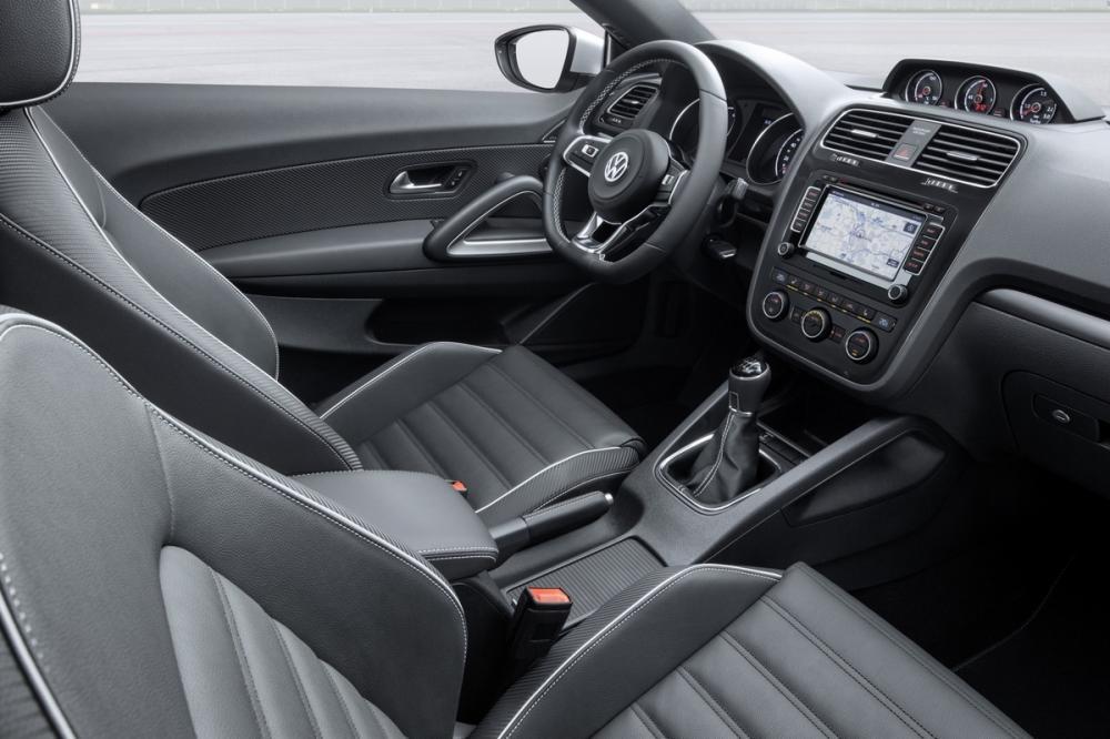 Volkswagen Scirocco restylé