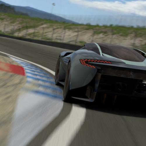 Aston Martin DP-100 (Gran Turismo 6)