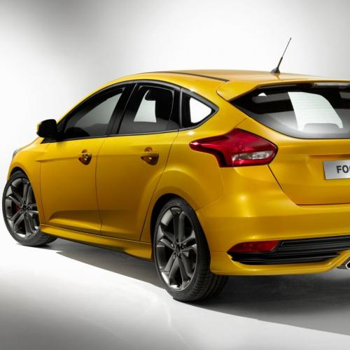 Ford Focus ST (2015)