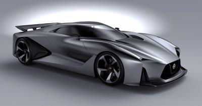 Nissan Concept 2020 : nouvelles images