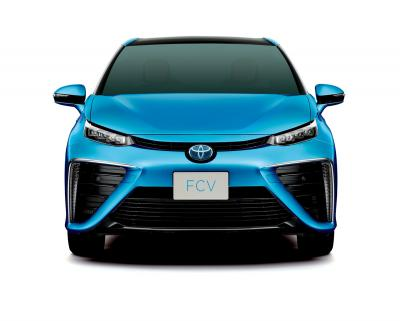 Toyota Fuel Cell Sedan : le modèle de série