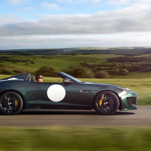 Jaguar F-Type Project 7 (2015)